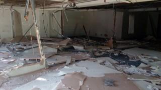 Continúa demolición al interior de Génova 33