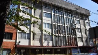 Avanza mitigación de riesgos en edificios Cdmx:  Finaliza Sobse demolición en Azores 609