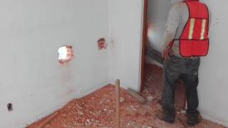 Inicia Sobse demolición de conjunto habitacional en Coyoacán