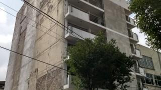 Inicia Sobse demolición del edificio ubicado en Nicolás San Juan 308