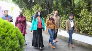"""Presentan Gobierno de México y Gobierno Capitalino Páginas Web del Proyecto """"Bosque de Chapultec: Naturaleza y Cultura"""""""