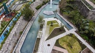 Inaugura Jefa de Gobierno Segunda Etapa del Parque Cantera en la Alcaldía Coyoacán